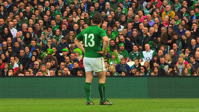 Six Nations round four: O'Driscoll the master