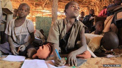 Gounaka village, Niger