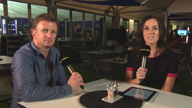 Allan McNish and Lee McKenzie look back at the Australian Grand Prix practice sessions