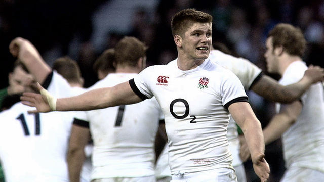 England aim for Six Nations crown