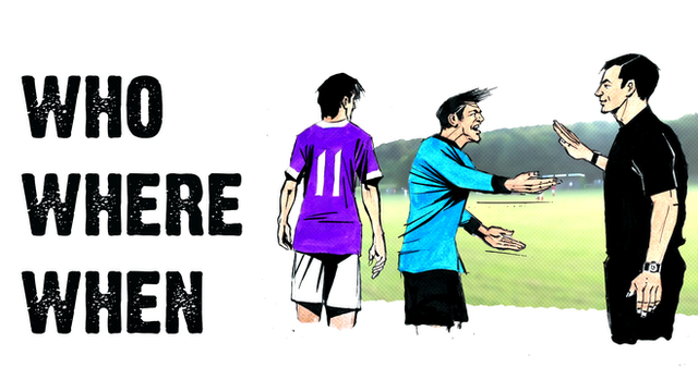 FA video on reporting abuse at grassroots level