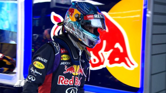 Sebastian Vettel booed after early Australia qualifying exit