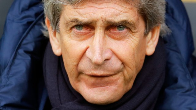 Hull 0-2 Man City: Manuel Pellegrini hails Man City win over Hull.