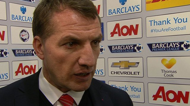Liverpool could have scored more - Rodgers