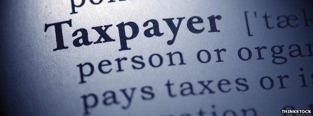 Taxpayer definition