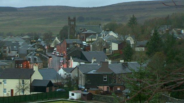 Dalmellington, East Ayrshire