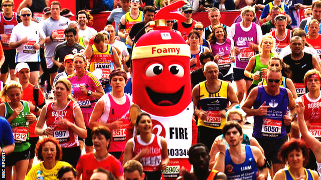 Fitness expert Professor Greg Whyte offers up some essential advice on running a successful marathon.