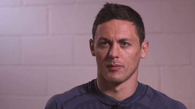 Chelsea midfielder Nemanja Matic says his team-mates have helped him settle back in at the club