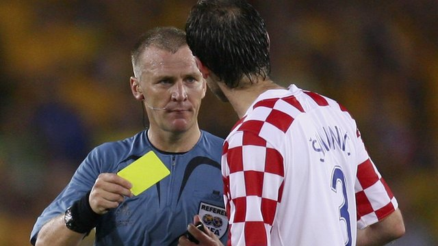 Kieran Gibbs' red card: Four other famous refereeing clangers