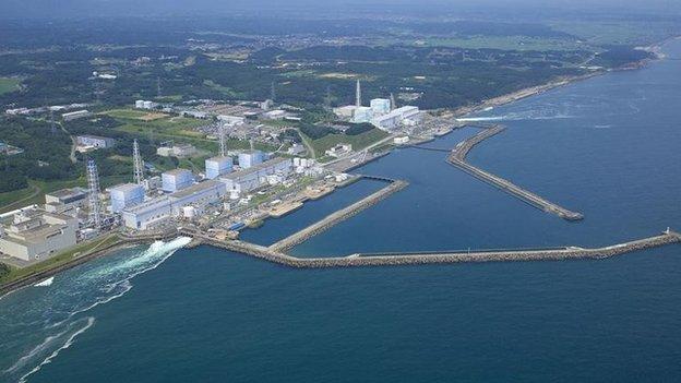 Fukushima - before the tsunami