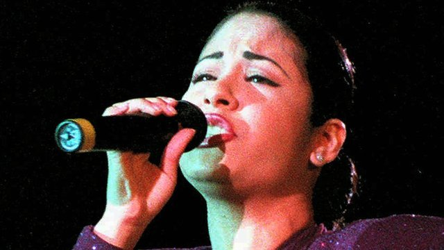 Selena The Pop Star Killed By Her Fan Club Manager Bbc News