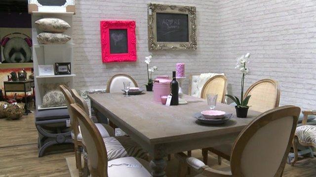 Jewellery and interior design gallery