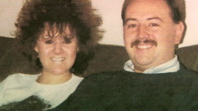 Louise Brookes and her brother Andrew