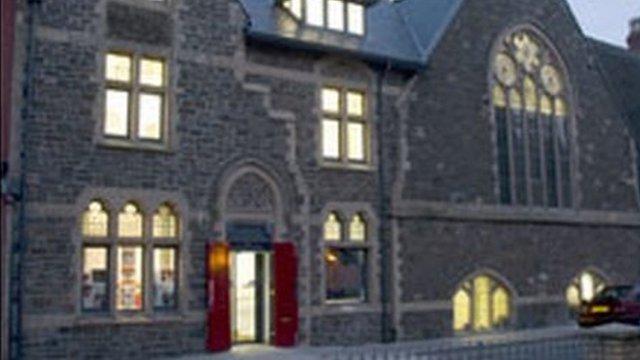 Pencadlys Arad Goch yn Aberystwyth