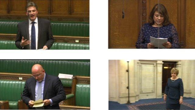 MPs who were born abroad
