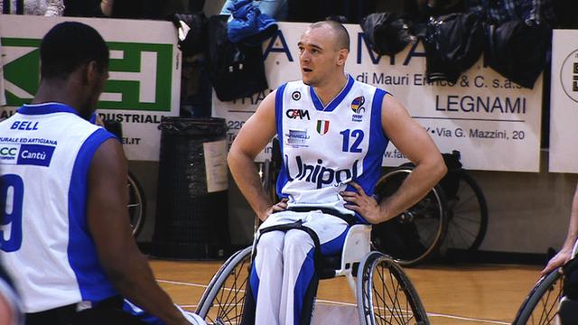 Wheelchair basketball: GB star Ian Sagar on life playing in Italy