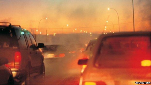 Cars - pollution