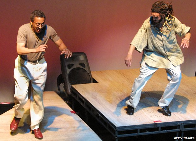 Gregory Hines, Savion Glover