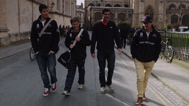 A day in the life of a Boat Race rower
