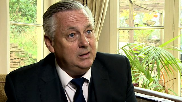 Leeds are 'a global brand' says consortium leader Mike Farnan