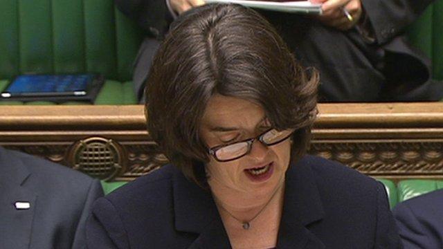 Health Minister Jane Ellison MP