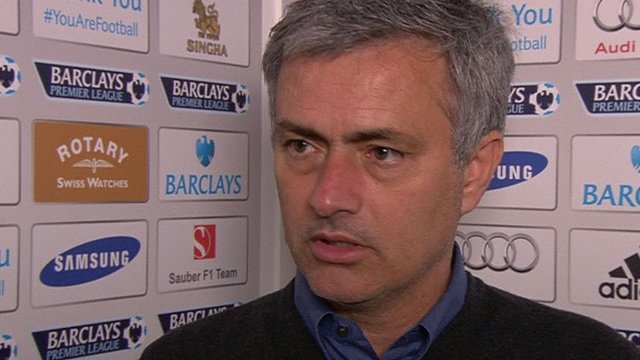 Chelsea 3-0 Stoke: Jose Mourinho likes Chelsea 'dynamic'