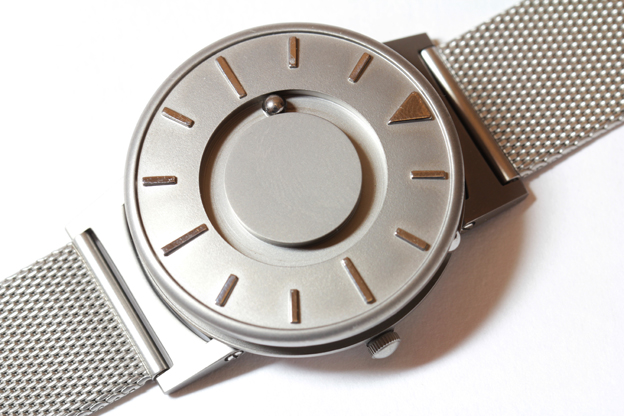 A watch for blind people - BBC News