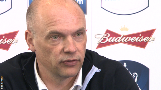 Uwe Rosler: Wigan 'can't lose' in semi-final
