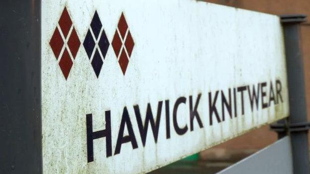 Troubleshooter Digby Jones takes on Hawick Knitwear BBC News