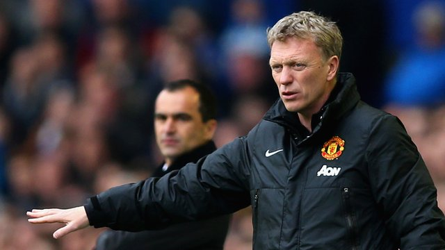 Manchester United manager David Moyes bemoans 'dreadful goals'