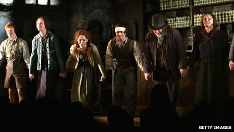 Cast of The Cripple of Inishmaan