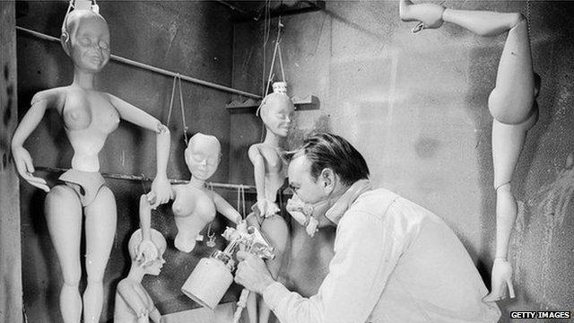 1964 World's Fair puppets