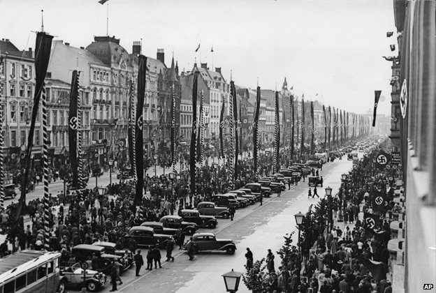 Berlin August 1937