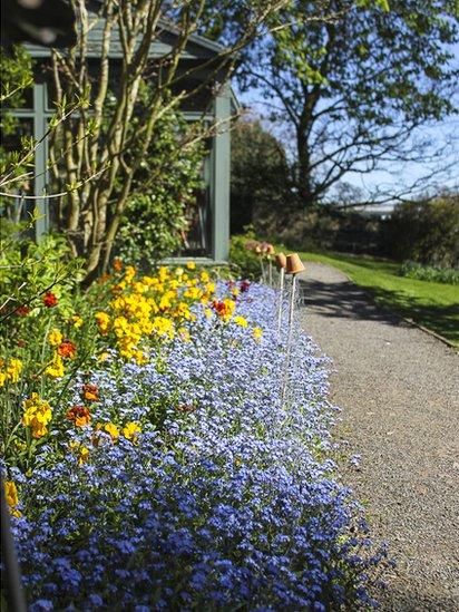 Dr Neil's Garden in Duddingston