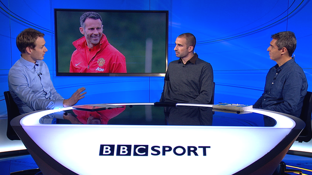 Dan Walker, Danny Higginbotham and Tim Vickery discuss the manager saga at Manchester United