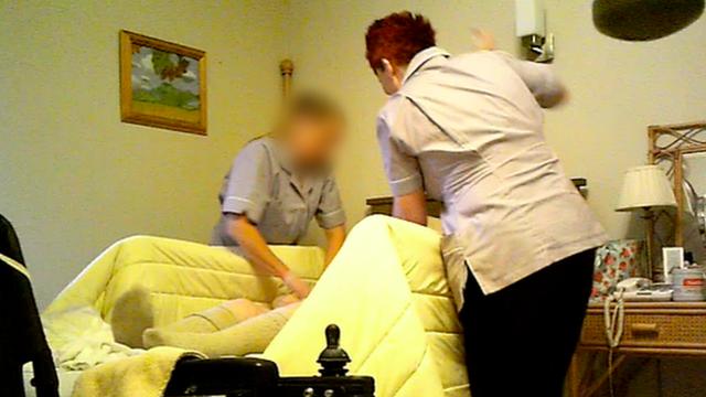 Care Home Abuse on CCTV - Panorama