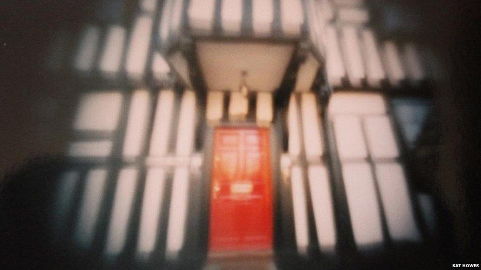 Ledbury townhouse