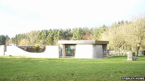 Chapel of Remembrance Aberdeen Crematorium