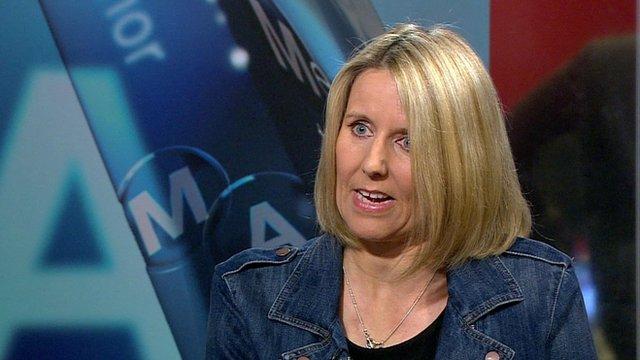 Author Tina Seskis