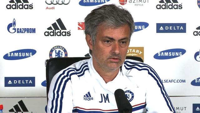 Jose Mourinho criticises Eden Hazard's 'sacrifice'