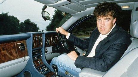 Jeremy Clarkson in 1994