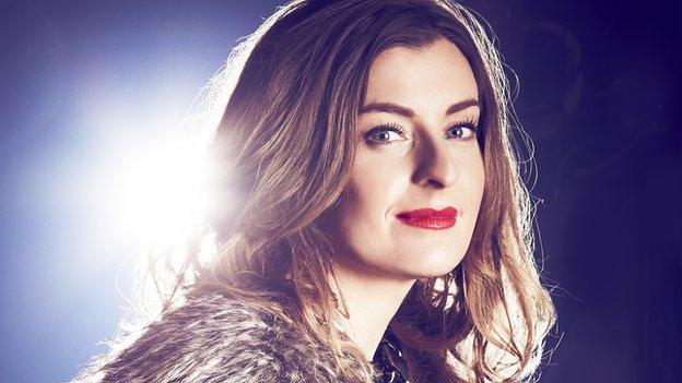 Molly - UK Eurovision entry