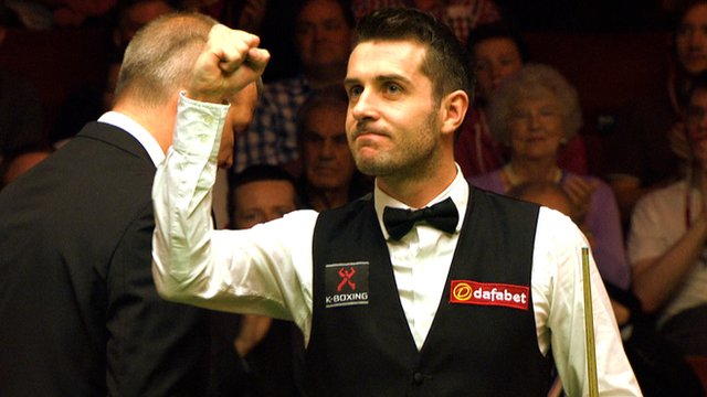 World Snooker Championship 2014: The road to the final