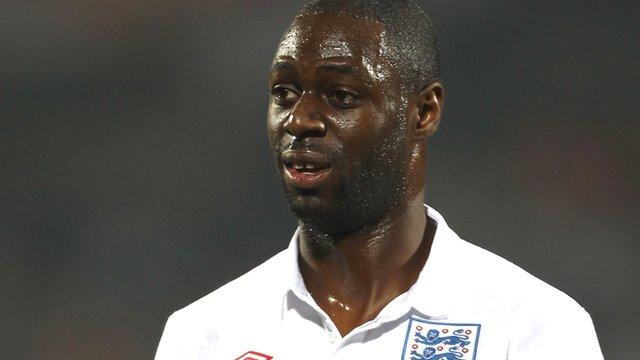 Ledley King 'guilt' at 2010 World Cup injury