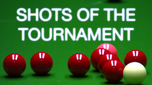 Best shots of the World Championship