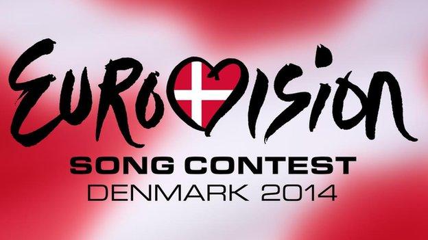 Eurovision logo 2014
