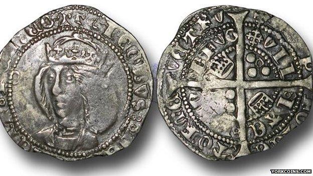 James III Groat