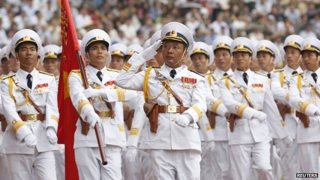 File photo: Vietnam navy