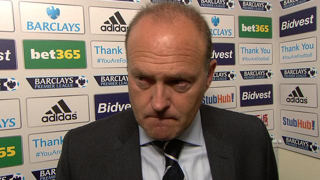 West Bromwich Albion head coach Pepe Mel
