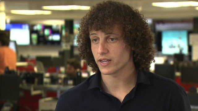 World Cup 2014: Brazil selection a 'dream come true' for David Luiz